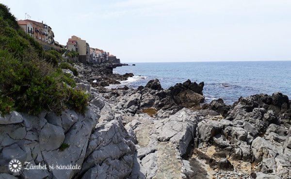 plimbare cefalu sicilia