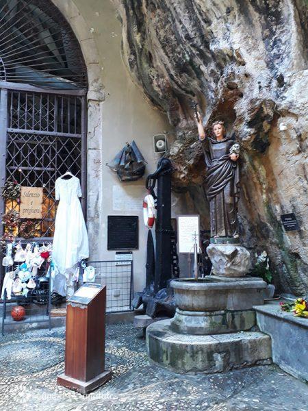 sanctuario di santa rosalia