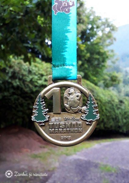 tusnad marathon medalie 2018