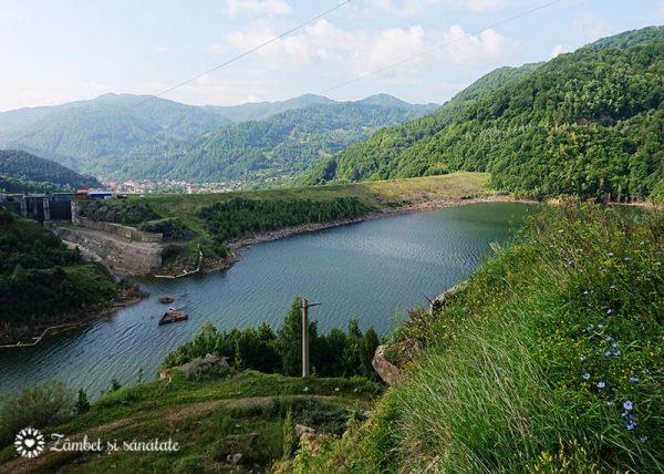 lacul buzau siriu