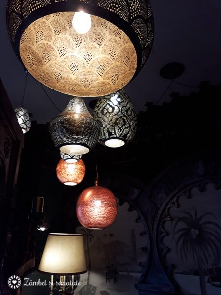 muzeul micul paris bucuresti salon oriental