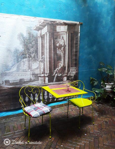 muzeul micul paris bucuresti terasa