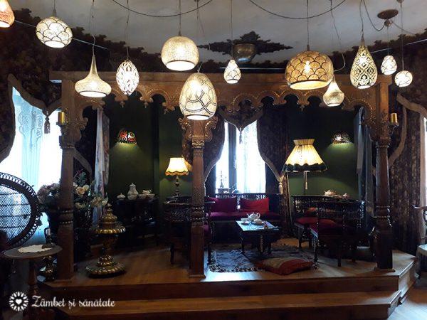 salon oriental muzeul micul paris bucuresti