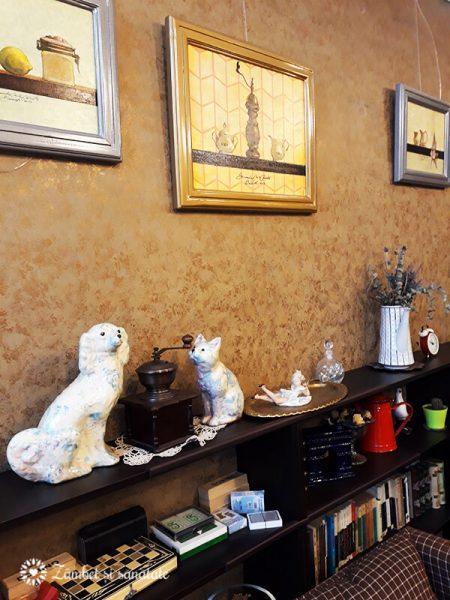 cafenea milu