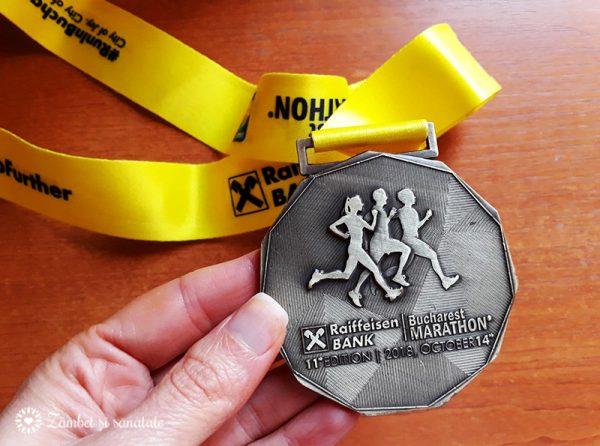 21 km la maratonul bucuresti 2018 impresii