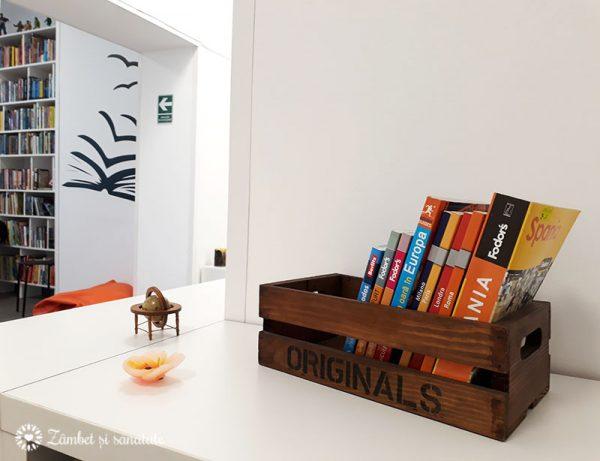 biblioteca emil garleanu carti