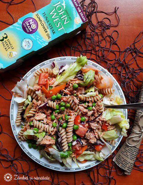 salata cu ton picant