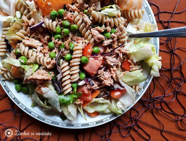 salata paste ton