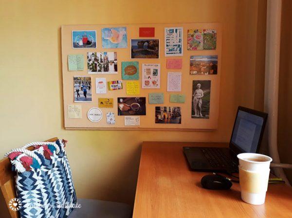 dream board vision board panou cu obiective