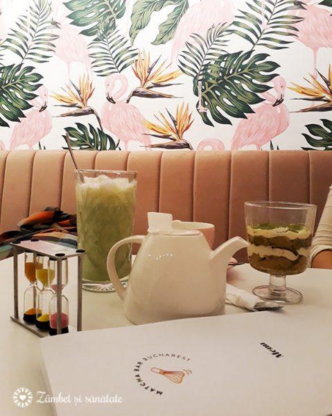 ceai matcha - matcha bar bucharest