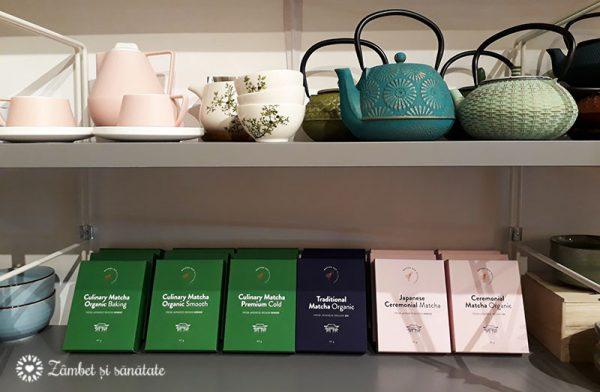 matcha bar bucharest ceaiuri