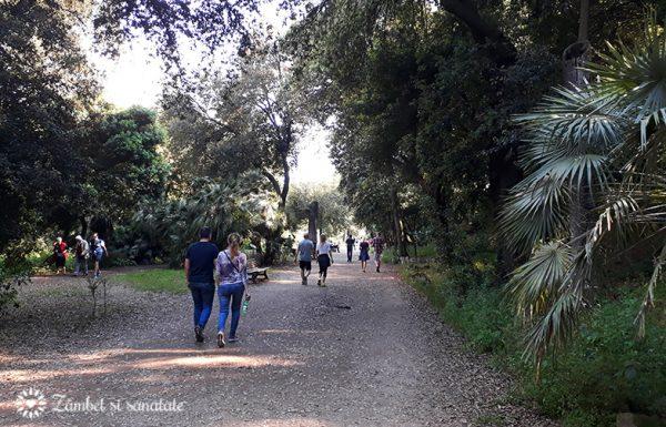 parc in roma Villa Doria Pamphilj