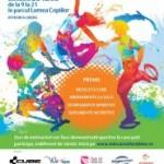 Mişcarea face bine! – Cea mai mare oră de sport / Bucureşti, 23 iunie 2012