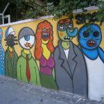 Miercurea fără cuvinte: Street Art în Bucureşti