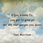 If you wanna fly…