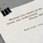 Women…