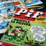 Amintiri din copilăria mea: cărţi şi reviste