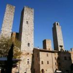 San Gimignano şi turnurile sale de poveste