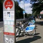Varşovia pe bicicletă