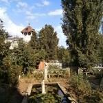 Muzeul Minovici - vedere spre Vila cu Clopoţei