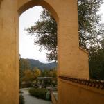 Castelul-Hohenschwangau-arcada