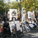 cartierul-artistilor-paris-montmartre