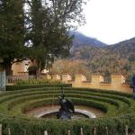fantana-lebada-Castelul-Hohenschwangau