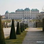 Viena: Grădina Botanică a Universităţii şi Palatul Belvedere
