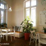 Din nou la Therapy Cafe: lumină şi mâncare bună
