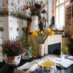 Colţul perfect pentru lectură şi ceai la Bernschutz Tea