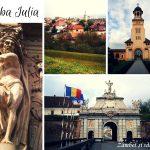 7 lucruri care mi-au plăcut la Cetatea Alba Iulia