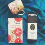 O carte, un ceai și 5 citate (+ supriză)
