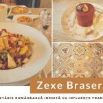 Zexe Braserie – deserturi à la Micul Paris și muzică bună