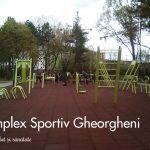 Clujul încurajează mișcarea: Complexul Sportiv Gheorgheni