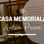 Casa Memorială Anton Pann – un muzeu modern, interactiv, muzical