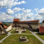 De vizitat aproape de Brașov: Cetatea Feldioara
